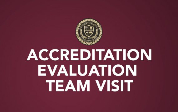Simmons to Host Accreditation Evaluation Team